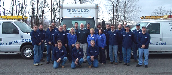 our team of air conditioning installation experts in northeastern Pennsylvania