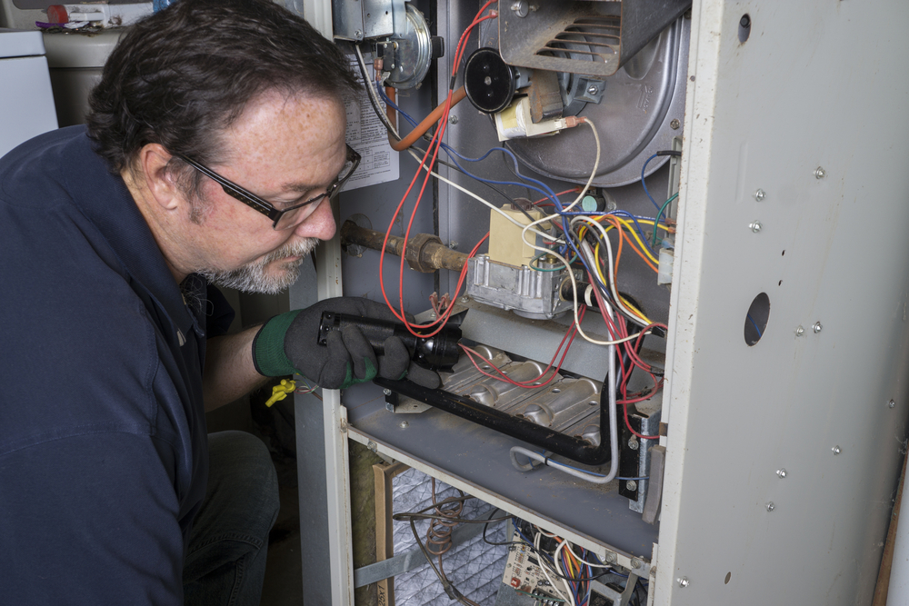 Furnace Needs to Be Repaired